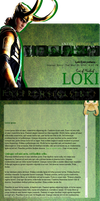 Loki Journal Skin by sora-jimonitos