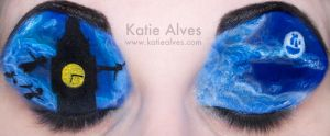 Peter Pan Eyes by KatieAlves