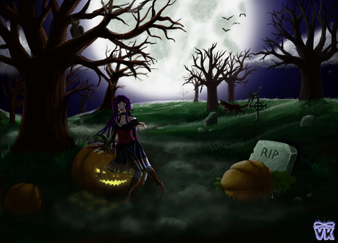 halloween 2013 by VK94