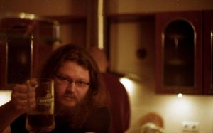 Glass Is Half Empty by Baltagalvis