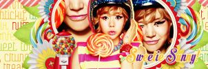 [Cover Zing] Sweetie Sunny! - Sunny SNSD by jangkarin