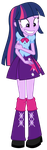 Vector - Nervous Twi by SketchMCreations