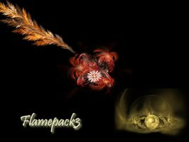Flame Pack Test by Solanaceae85