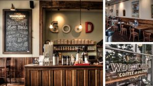 Portland Branding Woodlawn Coffee and Pastry by nerves76