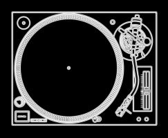 turntable by Mckdirt