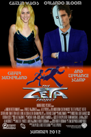 The Zeta Project Movie Poster by LoudNoises