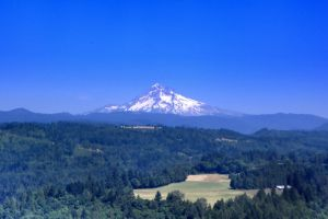 Mt. Hood by Sidneys1