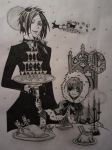 That Butler: Christmas Time! by Timelady93