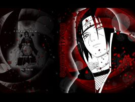 Itachi 1024x768 by Hallucination-Walker