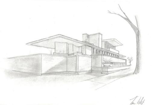 robie house by ytomk