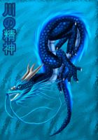 Chinese Dragon by CometTheMicroraptor
