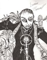 Hellsing- Archbishop Enrico Maxwell by vincent-is-mine