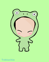Chibi frog base by tobicuchia2