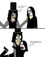 Manson meets Cooper by JamieLynnGoth