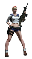 Sherry Birkin by LordHayabusa357