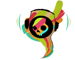 Skullcandy icon by SlamItIcon