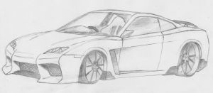 Nissan 300ZX Custom Face Off Kits Concept by NotoAyako