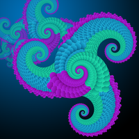 Baby's First Fractal by Games4me