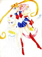 SailorMoonColored by Songstress-Lenne