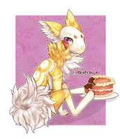 C: Cake by Pocketstash