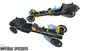WWI Star Wars Speeder by Pixel-pencil