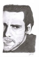 Jim Carrey - Portrait 7 by AriaWho