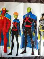 Young Justice 8 by golhom
