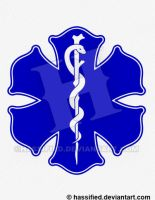 Old Star Of Life, Ems by hassified