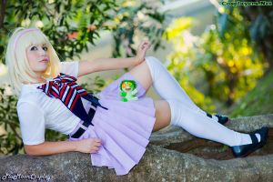 Shiemi from Ao no Exorcist by plu-moon