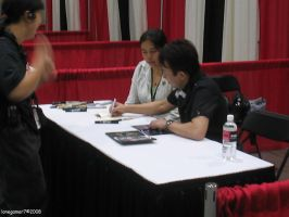 AX08 02 - Toshihiko  autograph by lonegamer7