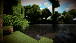 Minecraft Shaders + Realistic Water by maxiesnax