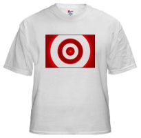 Target... but not by BizarreTShirts