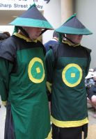 We Are The Law - Otakon 2010 by jacmac