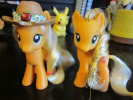 Apple Jack's Hat by MillyT