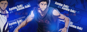 Aomine Daiki Cover by zFlashyStyle