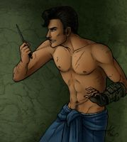 Fallout 3 - PChat Butch by psycrowe