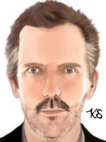 Hugh Laurie First Draft by Karirae2010