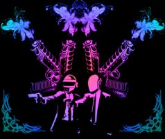 Daft Punk Psicodelia by jose678