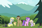Whooves Family photo by asdflove