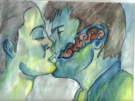 TheKiss by RickyGunther