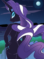 Nightmare Rarity by Dan-Fortesque