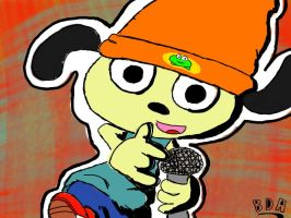 Parappa The Rapper Again by MrBda241