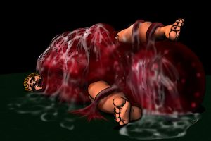 blob horror 6543 by MOLD666
