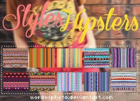 Styles Hipsters by Wordofphoto
