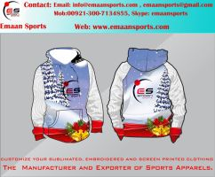 Sublimated Hood , by emaansports