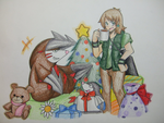 Christmas 2012 by Jay-Law