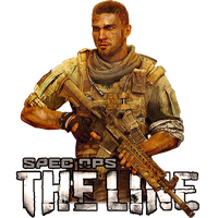 Spec Ops : The Line Icon by Ni8crawler