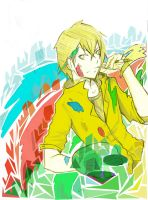 yellow ... by Asaiba