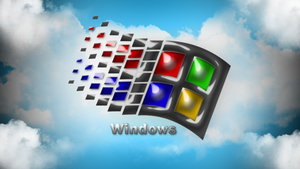 Windows 95 by Leoerik