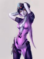 Widowmaker by JaezX